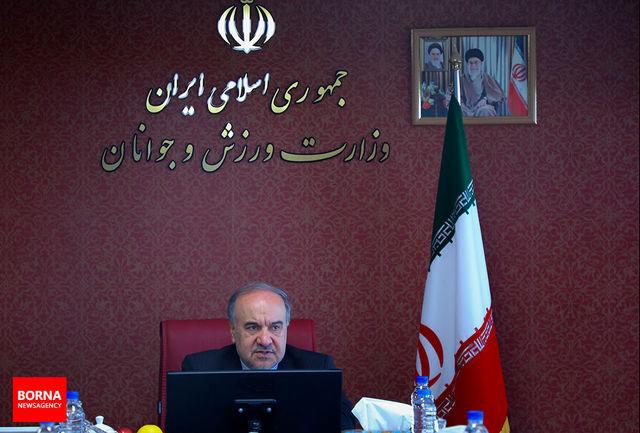 تیم ملی کاملا مورد حمایت کشور و مردم است/ بازیهای ایران را مانند همیشه با علاقمندی زیاد دنبال میکنم