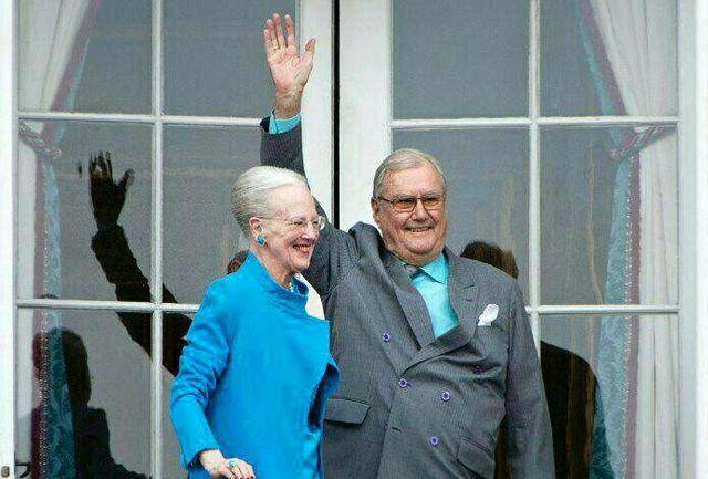 وصیت عجیب همسر ملکه دانمارک!