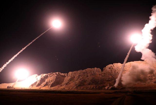 بغداد موشکباران شد