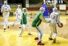 مهمترین اتفاقات ماه اردیبهشت سال 96/ موافقت فدراسیون جهانی بسکتبال با حجاب بانوان ایران