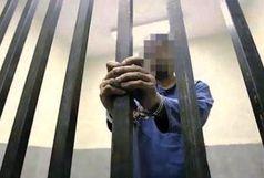 دستگیری سارق منزل و اماکن خصوصی