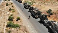 کاروان امریکایی در راه سوریه