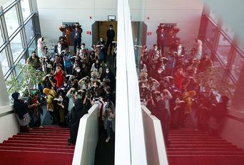 هفتمین روز سیوهشتمین جشنواره جهانی فیلم فجر