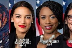 آرایش جنگی زنان دموکرات علیه ترامپ