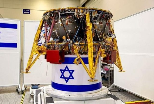 شکست فضایی اسراییل و نقش آمریکا در حمایت از برنامه های فضایی این رژیم