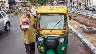 پائولو کوئلیو از موتورسوار هندی تشکر کرد