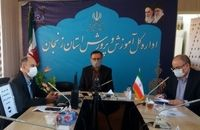 اجرای طرح مدارس همدل در استان زنجان