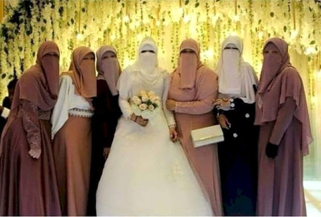 این داماد عجیب شب عروسی، عروس را طلاق داد+ عکس
