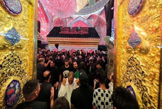 بیش از ۵ /۴ میلیون نفر در عزاداری پیامبر اکرم (ص) شرکت کردند/عکس
