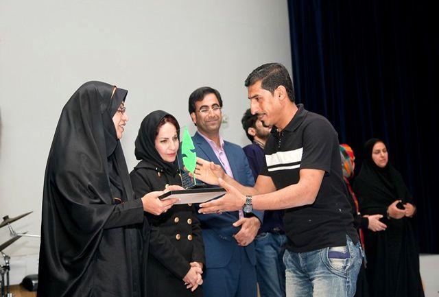 برگزیدگان پنجمین جشنواره تئاتر منطقه ای معلولین خلیج فارس معرفی شدند .