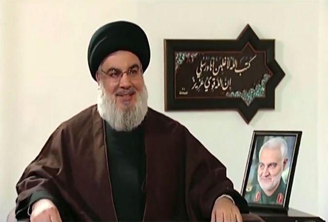 سخنان دبیرکل حزب الله، اسرائیلیها را وحشت زده کرد