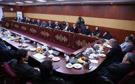 نشست هماندیشی مسئولین و انجمنهای فدراسیون انجمنهای ورزشی با رئیس کمیته ملی المپیک