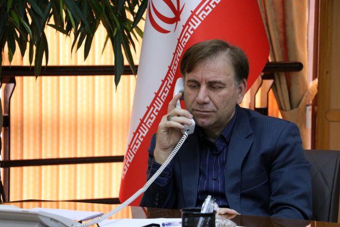 تاکید استاندار گیلان بر رسیدگی به وضعیت حادثه دیدگان کاروان پیاده اربعین حسینی در انزلی