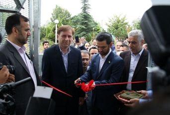 افتتاح پروژه های ارتباطات و فناوری اطلاعات شهرستان رودسر