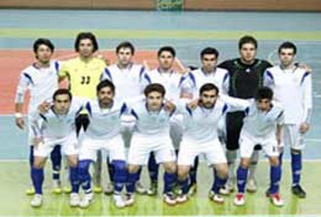علیصدر به جمع هشت تیم برتر جام حذفی رسید