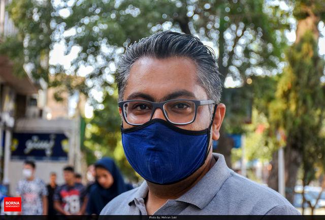تذکر لسانی 4 روزه پلیس پیشگیری به شهروندان فاقد ماسک