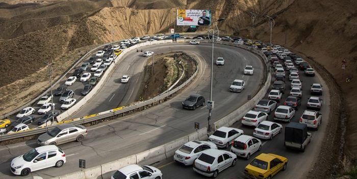 آخرین خبرها از وضعیت ترافیک جاده های کشور/وضع محدودیت تردد در برخی محورها