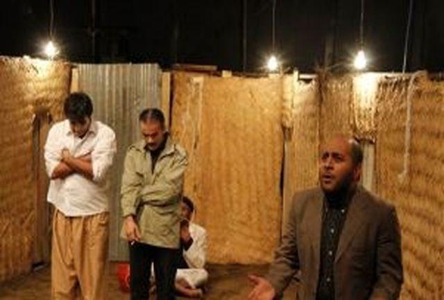 نمایش «یک هفته راه رفتن در بهشت» در تالار قشقایی روی صحنه می رود