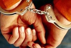 قاتل فرار پس از 14 ماه در شهرستان فنوج دستگیر شد
