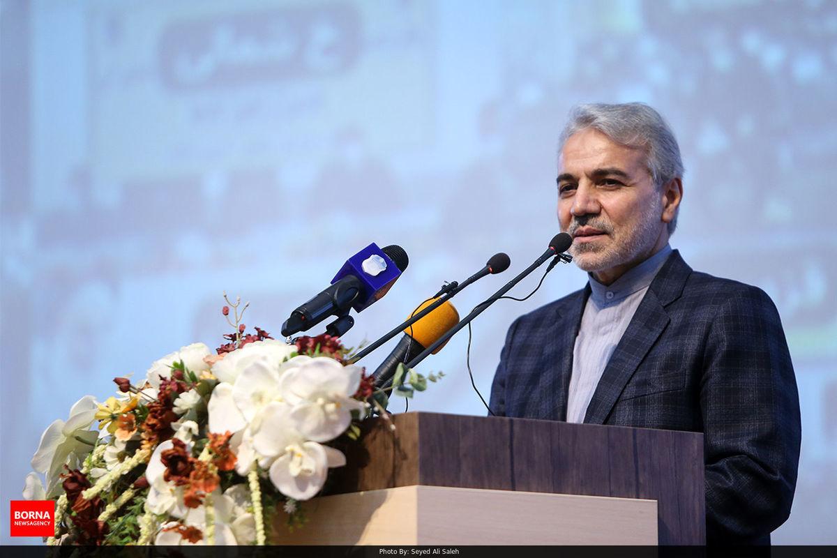 تلاش وزارت راه در تکمیل تونل البرز ستودنى است