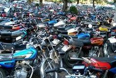 توقیف بیش از 2 هزار دستگاه خودرو و موتورسیکلت متخلف در لنگرود