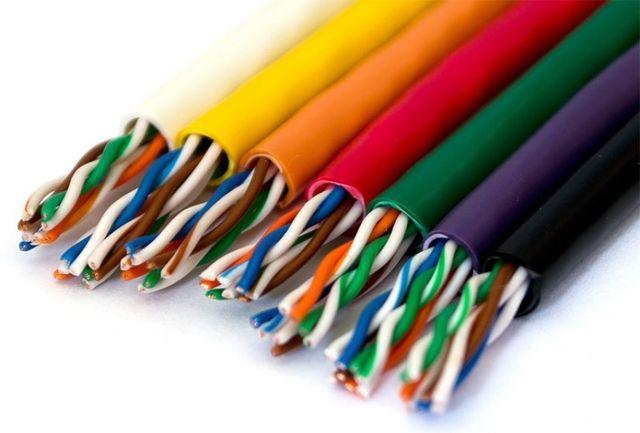 انواع کابل شبکه کدامند؟