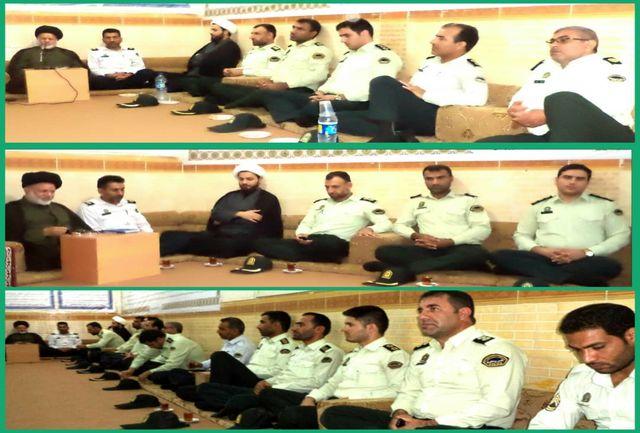 نقش سبز پوشان نیروی انتظامی در تامین امنیت انکار ناپذیر است