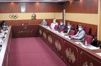 هفتادویکمین نشست هیات اجرایی کمیته ملی المپیک برگزار شد