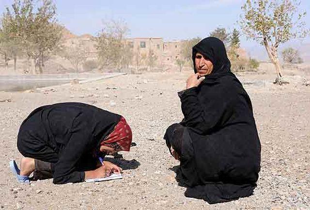 عکس؛ نامه دختر روستای زیدر به احمدی نژاد