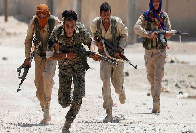 پیشروی کردهای سوری در بخشهایی از شرق فرات
