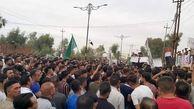اعتراضات در خیابان های عراق آغاز شد