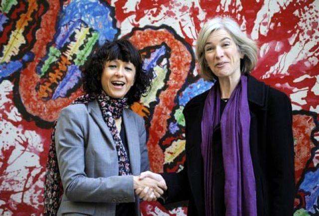 جایزه نوبل شیمی ۲۰۲۰ برای زنان کاشف قیچی ژنتیکی