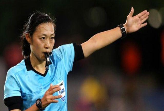 AFC تصمیم گرفت/ استفاده از داور زن برای فوتبال مردان!