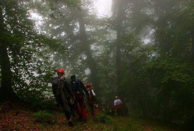 عملیات جستجو برای ۴ نفر در ارتفاعات گرگان ادامه دارد