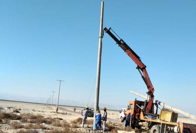 آغاز عملیات اجرایی زیر ساخت گردشگری روستاهای دوربنی و دهخدا در قشم