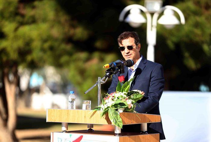بوستان ۱۰ هکتاری شهدای استان قم احداث میشود