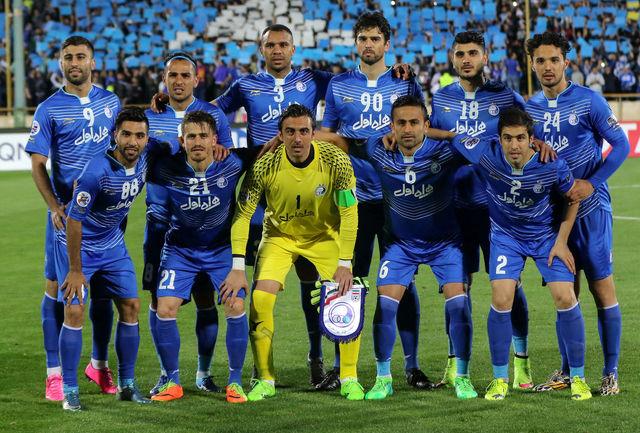 11مرد منصوریان برای بازی امروز مشخص شدند