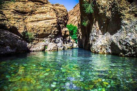 6 منطقه بکر گردشگری ایران!