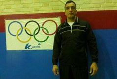مجتبی زمانی قهرمان قوچانی موفق به کسب مدال برنز رقابتهای کوراش جهانی شد