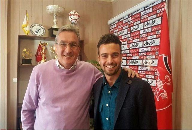جلسه سرنوشت ساز برانکو با سروش رفیعی در باشگاه پرسپولیس