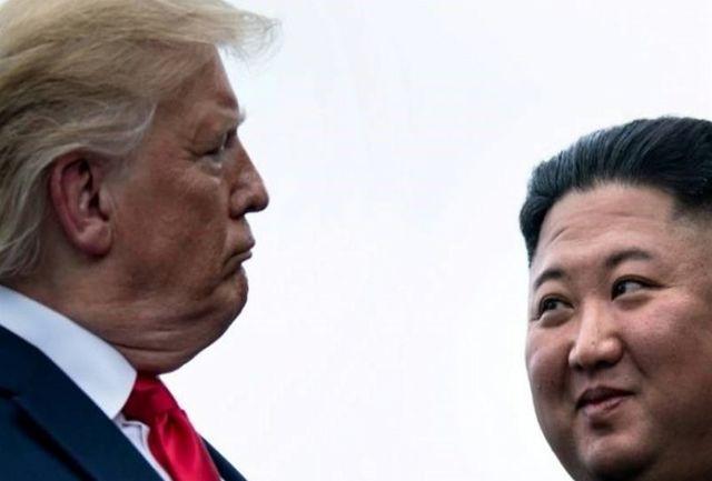 پیام کیم جونگ اون به ترامپ پس از ابتلا به کرونا