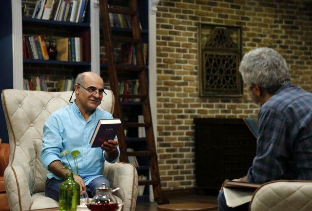 آقای امیری سریال «لیسانسهها» مهمان کتاب باز شد