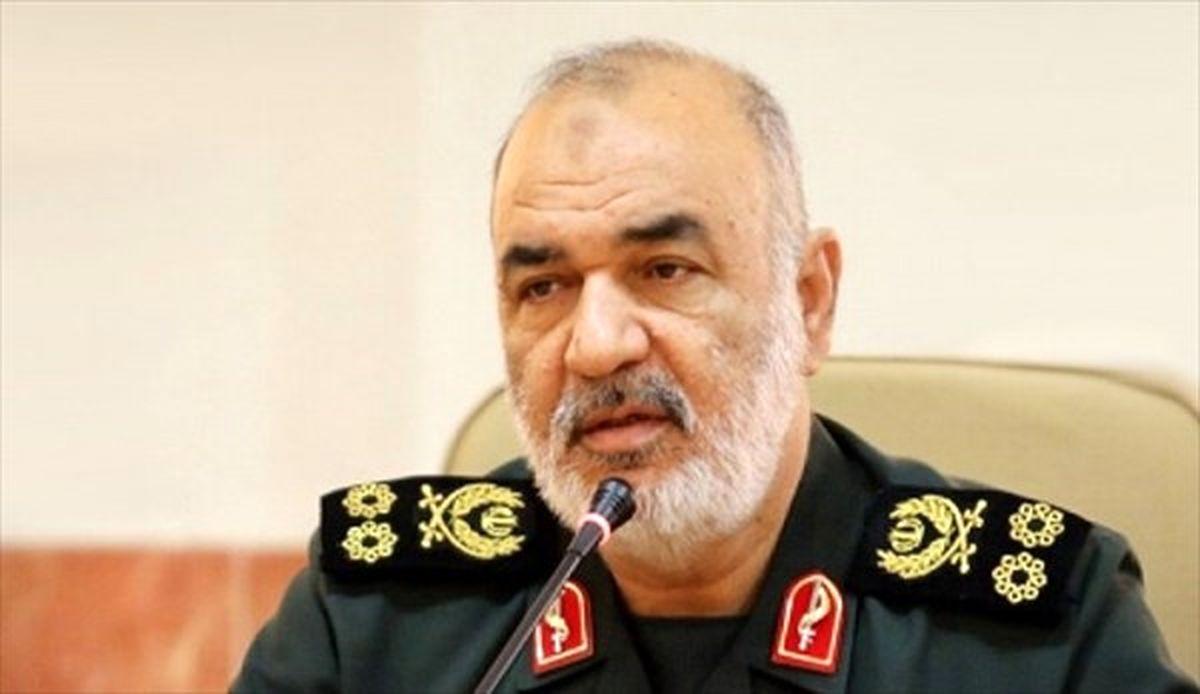 فرمانده کل سپاه انتصاب جبلی به ریاست سازمان صدا و سیما را تبریک گفت