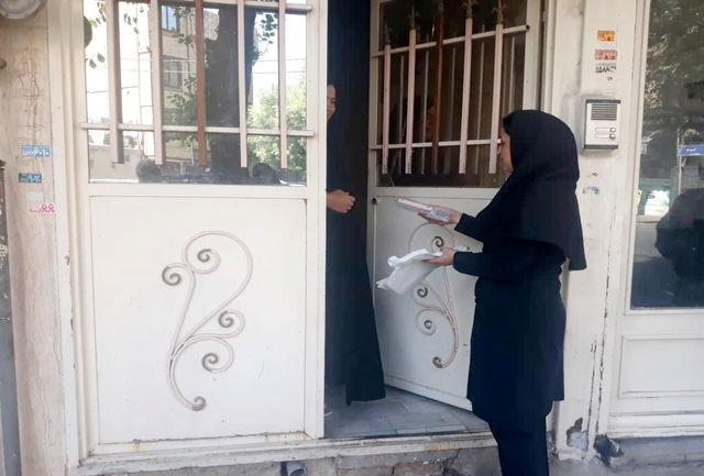 تقدیر از 160 شهروند مشارکت جوی منطقه 19 در طرح نمونه برداری و آنالیز پسماندهای خشک