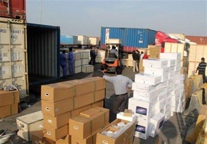 کشف 30 میلیاردی کالای قاچاق