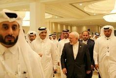 رایزنی ایران و قطر درباره مسائل منطقهای و بینالمللی