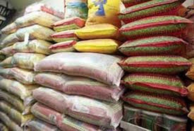 کشف بیش از 3 تن برنج قاچاق