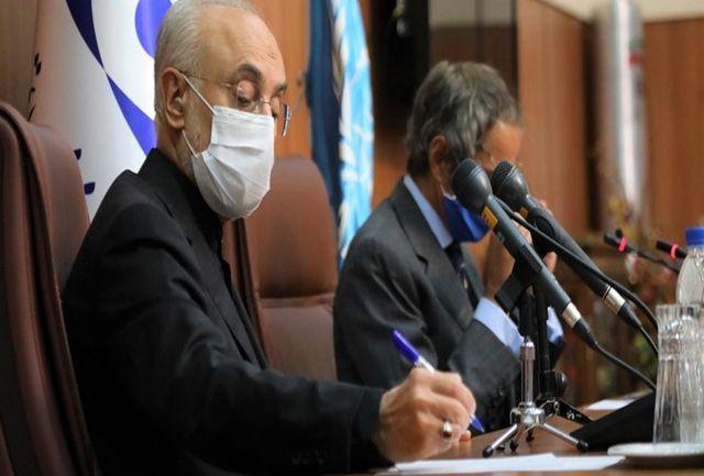 بیانیه مشترک ایران و آژانس: ایران اجرای اقدامات داوطلبانه را از سه شنبه متوقف می کند