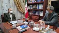 دیدار وزیر ورزش و جوانان با سفیر ایران در ژاپن