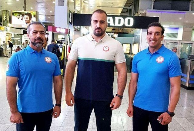 نمایندگان انجمن ساواته ایران عازم فرانسه شدند